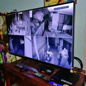 กล้องวงจรปิด Dahua 2ล้านพิกเซล ไมค์ในตัว ติดตั้งฟรี