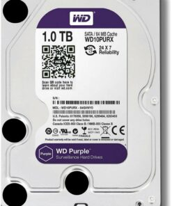 WD-Purple Surveillance-HDD
