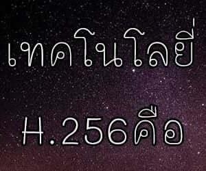 H.265 H.265+ คือ