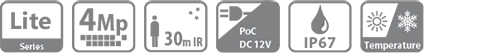 HAC-HFW1400T-POC